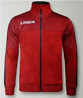 Senza Stampe My Custom Style Tuta Legea Peru M Bianco-Rossa/_P Blue