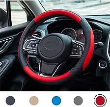 Eternitry Coprivolante Auto Stampa Creativa Accessori Interni Universali Copri-Volante Auto Antiscivolo