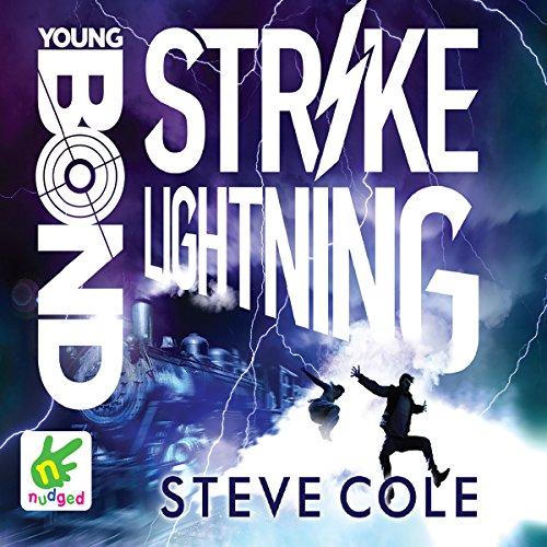 Strike Lightning audiobook cover art