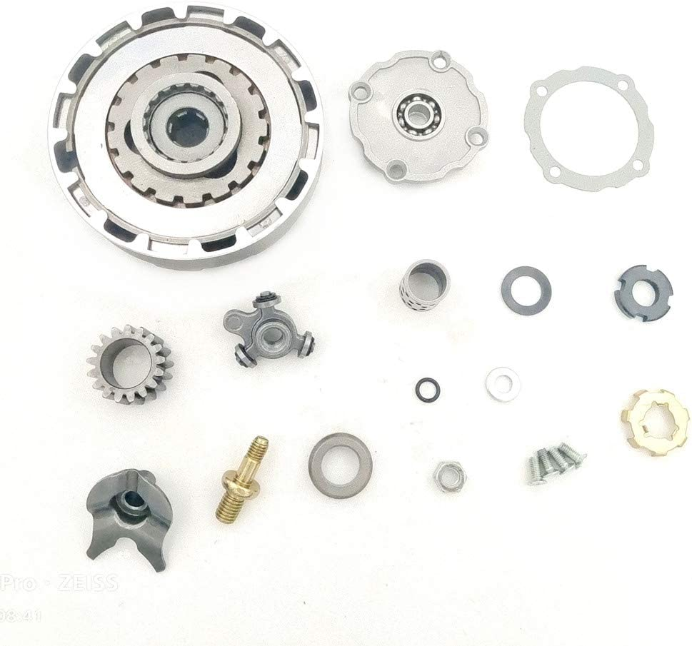 Chengyu 17-teeth clutch.Suitable for 50cc 125cc 110cc 70cc Opening Virginia Beach Mall large release sale 90cc