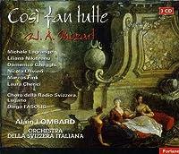 Cosi Fan Tutte (Alain Lombard)