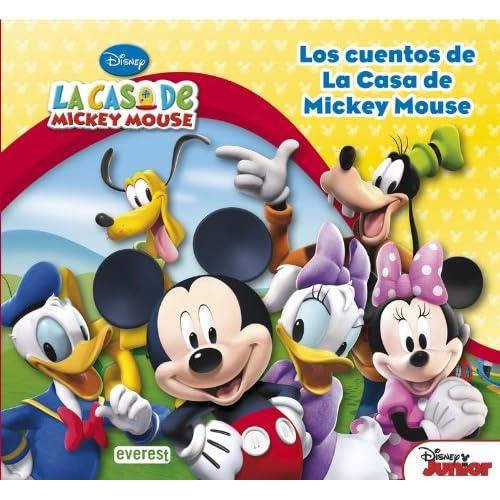 Pack Los Cuentos De La Casa De Mickey Mouse Libros de regalo: Amazon.es: Walt Disney Company, Sweeny Higginson Sheila, Amerikaner Susan, Feldman Thea, Loter, Inc, Walt Disney Company, Everest, López de Abechuco
