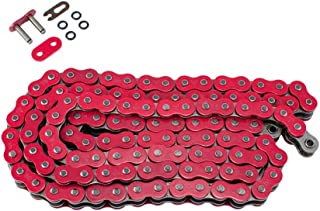 525 Pitch 112 Links Red O-Ring Chain for Honda CBR 600RR 2003 2004 2005 2006 2007 2008 2009 2010 2011 2012 2013 2014 2015
