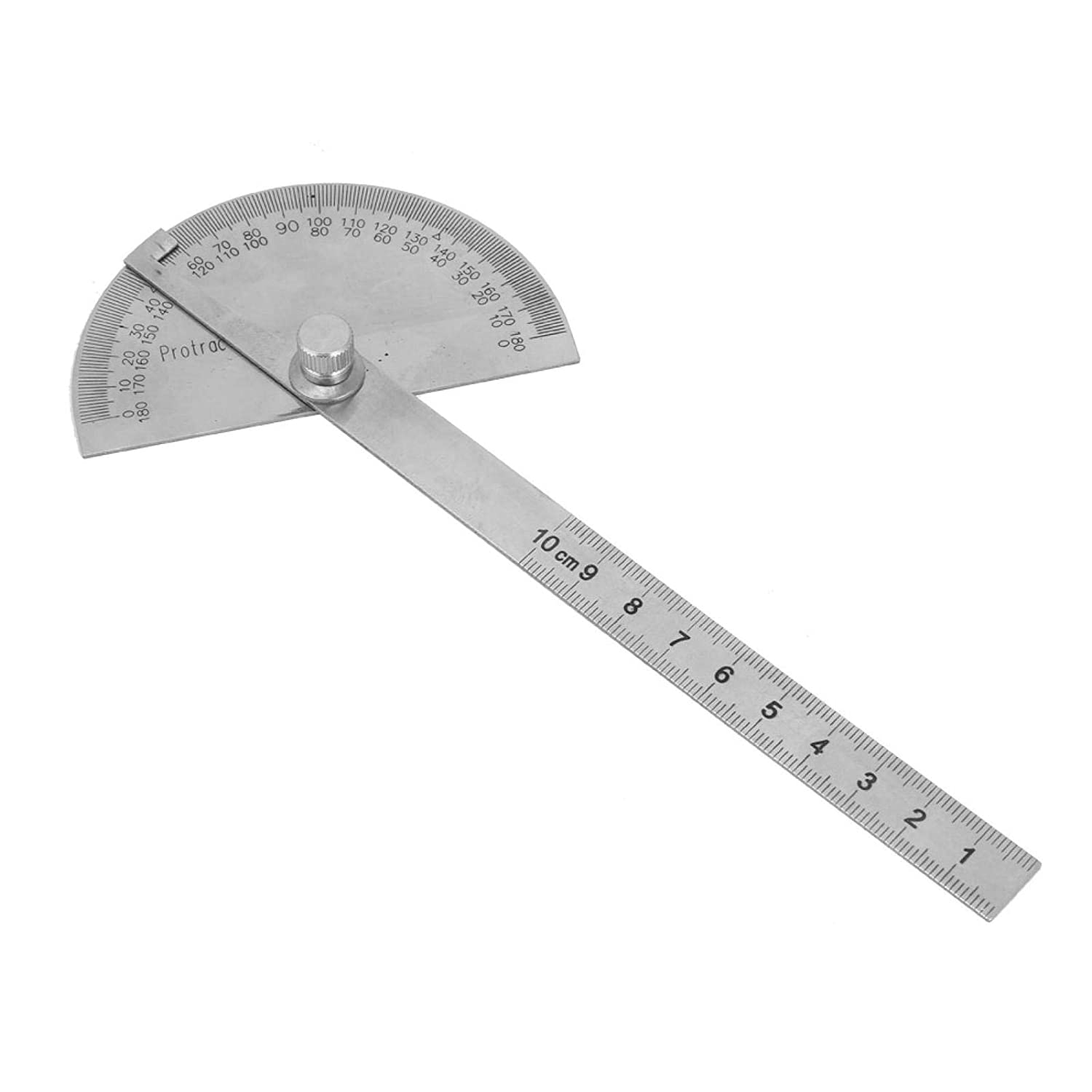 Durable High Precision Rotary Financial service sales sale 1Pcs Protractor Degree