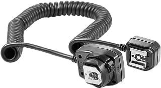 Neewer 4.9 feet/1.5 m TTL Off Camera Flash Speedlite Cord for Canon EOS 5D Mark II III,6D,5D,7D,60D,50D,40D,30D,300D, 100D,350D,400D,450D,500D,550D,600D,650D,700D,1000D,1100D