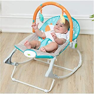 Baby Bouncer Chair and Rockers Baby Cradle, Recliner Soothing vibrating function