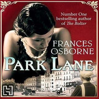 Park Lane audiobook cover art