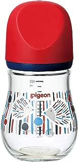 Pigeon 120ml Standard Neck Nursing Bottle KPP with S-Type Nipple (Pink)