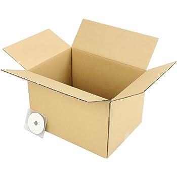アースダンボール ダンボール 海外引越用(国際小包対応B) 140サイズ 引っ越し 5枚【0178】