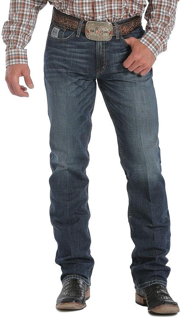 supreme Cinch discount Men's Silver Slim-Fit Label Jean