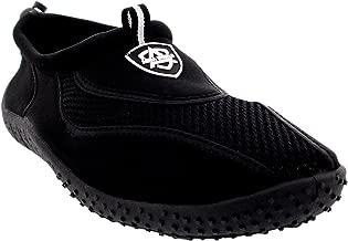 Womens Beach Pool Sea Swimming Toggle Slip On Aqua Water Socks Surf Trainer Shoes
