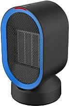 NFJ Calefactor Portátil,Mini Calefactor Electrico 600W Ahorro De Energía Calefactor De Aire Caliente PTC Elemento De Cerámica Calentador Rápido para Habitación, Oficina