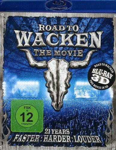 Road To Wacken - The Movie [Blu-Ray]