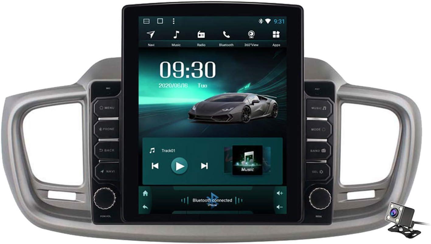 Car Stereo Android 9.0 Radio for Sorento 2015-2019 3 GPS Nav Direct store Kia Kansas City Mall