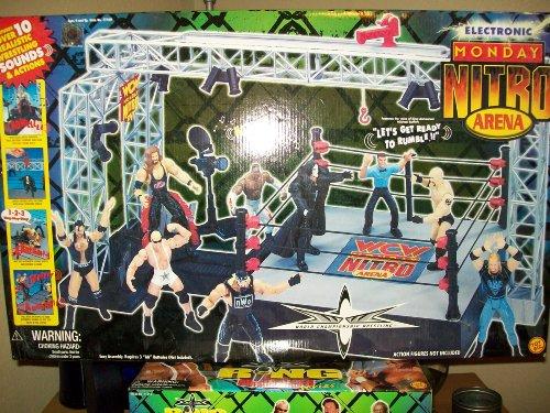WCW Electronic Monday Night Nitro Arena