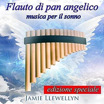 Flauto di pan angelico: musica per il sonno