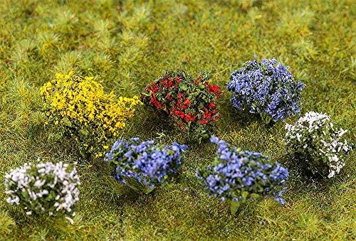 Faller FA 181269 – 14 Extremo Arbustos Florales,
