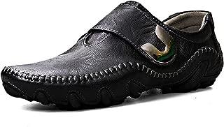 New Flat Shoes Men's Shoes Men Driving Handmade Men Men Leather Shoes