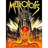 Wee Blue Coo Vintage Film Movie Metropolis 1927 Sci Fi