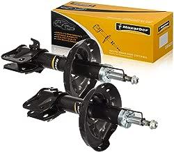 Maxorber Front Set Shocks Struts Absorber Compatible with Subaru Impreza 2004 2005 2006 2007 Shock Set Shock Absorber 334470, 334471