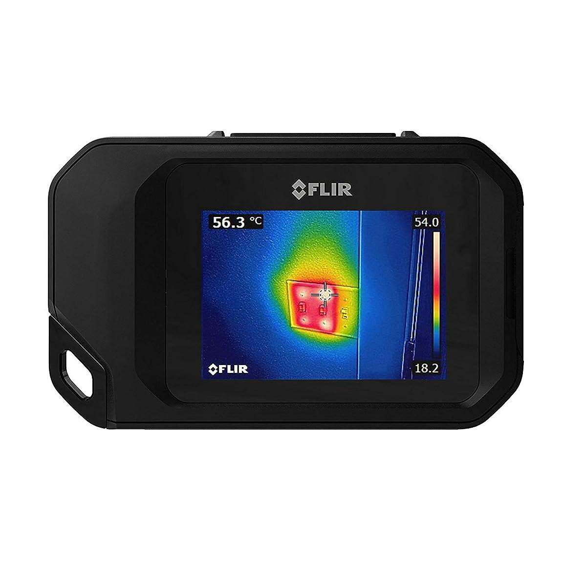 ホップ盲目永遠のFLIR(フリアー) iPhone/iPad用 FLIR C3 コンパクトサーモグラフィ Wi-Fi [並行輸入品]