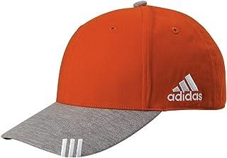 5f8ee712 adidas-Collegiate Heather Cap-A625-Collegiate Orange-Medium Grey Heather