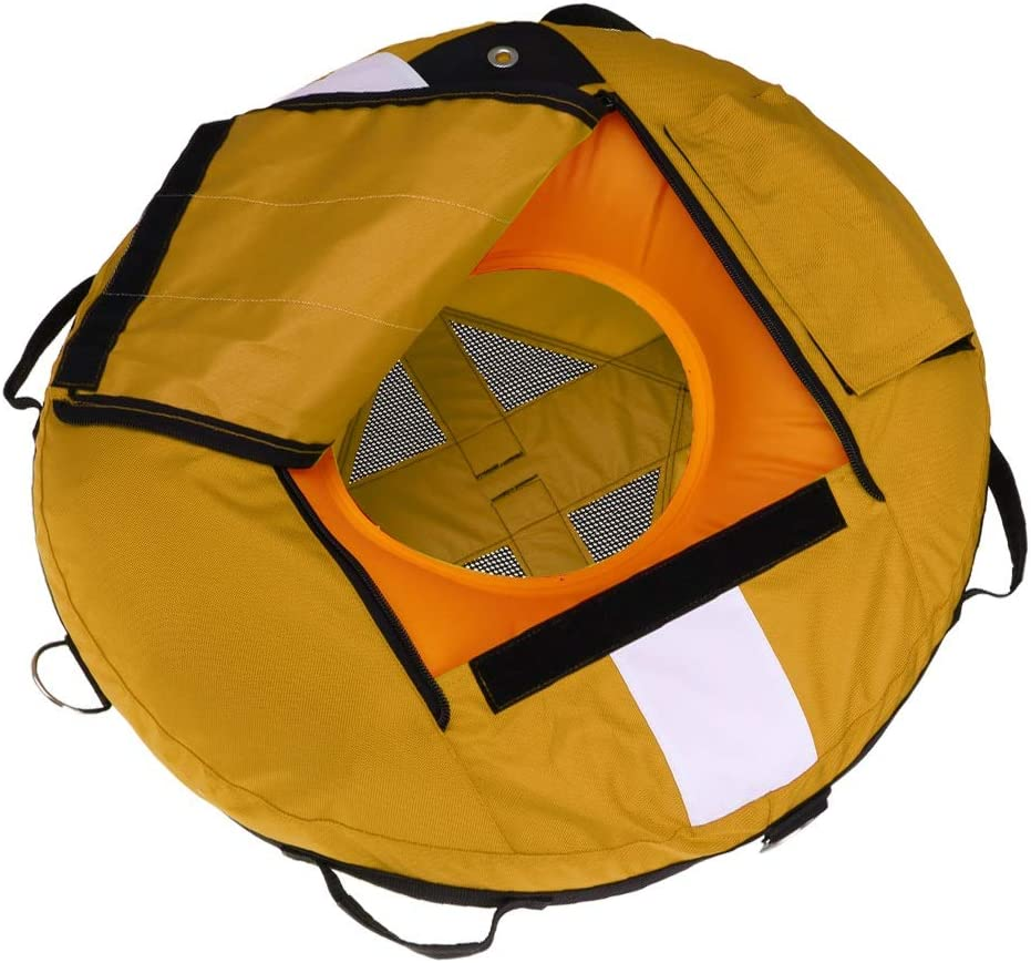 BOATb Now free shipping Elaborately Freediving Buoy Bargain sale Inflatable Float Compatible wi