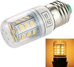 SGJFZD 24 LEDs SMD 5730 Energy-Saving Corn Light Bulb, E27 3W DC 12-30V (Color : Warm White)