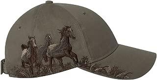 3264 Men's Mustang Cap
