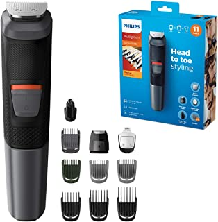 Philips Series 5000 11-in-1 Multi Grooming Kit for Beard,