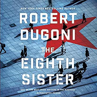 The Eighth Sister audiobook cover art