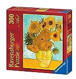 Ravensburger - Arte: Van Gogh, Los Girasoles, Puzzle de 300 Piezas (14006 0)