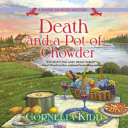 Death and a Pot of Chowder cover art