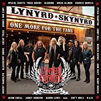 One More For The Fans (2 CD + DVD) by Lynyrd Skynyrd