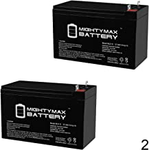 Mighty Max Battery 12V 9AH SLA Battery Replacement for Prostar 6PS0070H - 2 Pack Brand Product