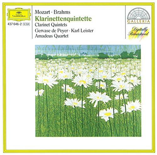 Gervase De Peyer, Karl Leister & Amadeus Quartet