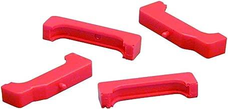 Prothane 7-1711 Red Small Block Radiator Isolator
