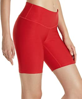 Women's Active Bike Running Yoga Shorts Side/Hidden Pocket Series