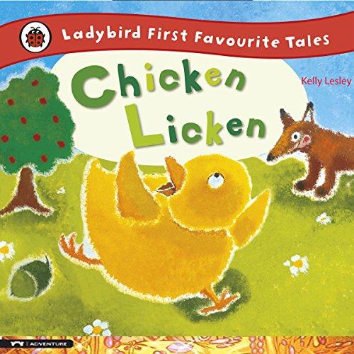 Chicken Licken audiobook cover art