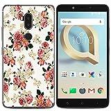 Easbuy Handy Hülle Soft Silikon Hülle Etui Tasche für Alcatel A7 XL A7XL 7071DX Smartphone Cover Handytasche Handyhülle Schutzhülle