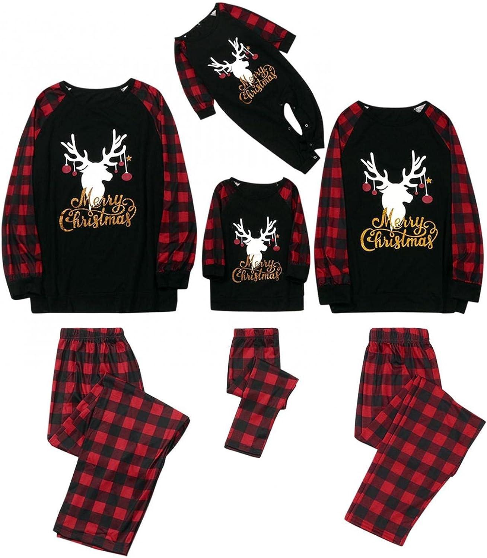 Matching Christmas Pjs for Family, Matching Family Pajamas Sets