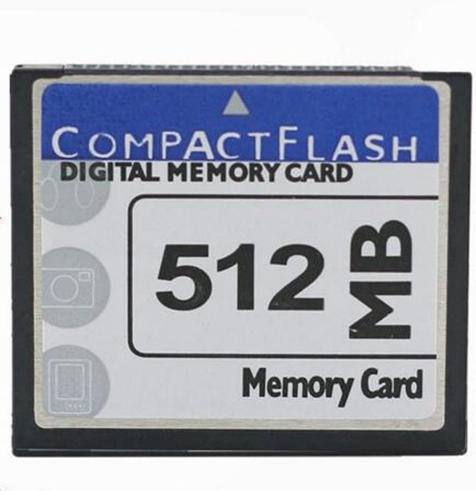 512MB Compact Flash Memory Card SDCFB-512-A10 CF Type I Card for Cisco Cards