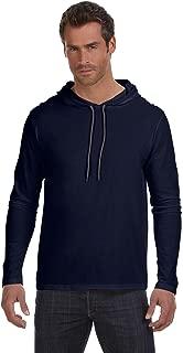 Lightweight Long-Sleeve Hooded T-Shirt