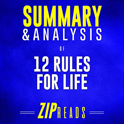 Book Cover Art Zip Code : Summary analysis of rules for life audiobook