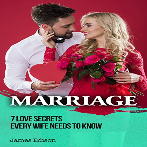 Marriage audiobook cover art