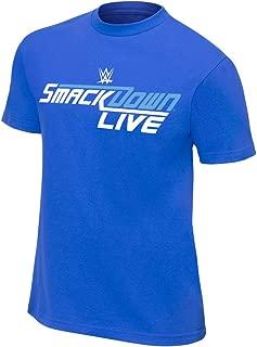 wwe smackdown live t shirt