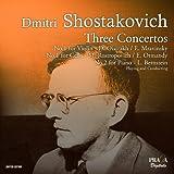 Drei Konzerte-Violine/Klavier/Cello - Oistrach