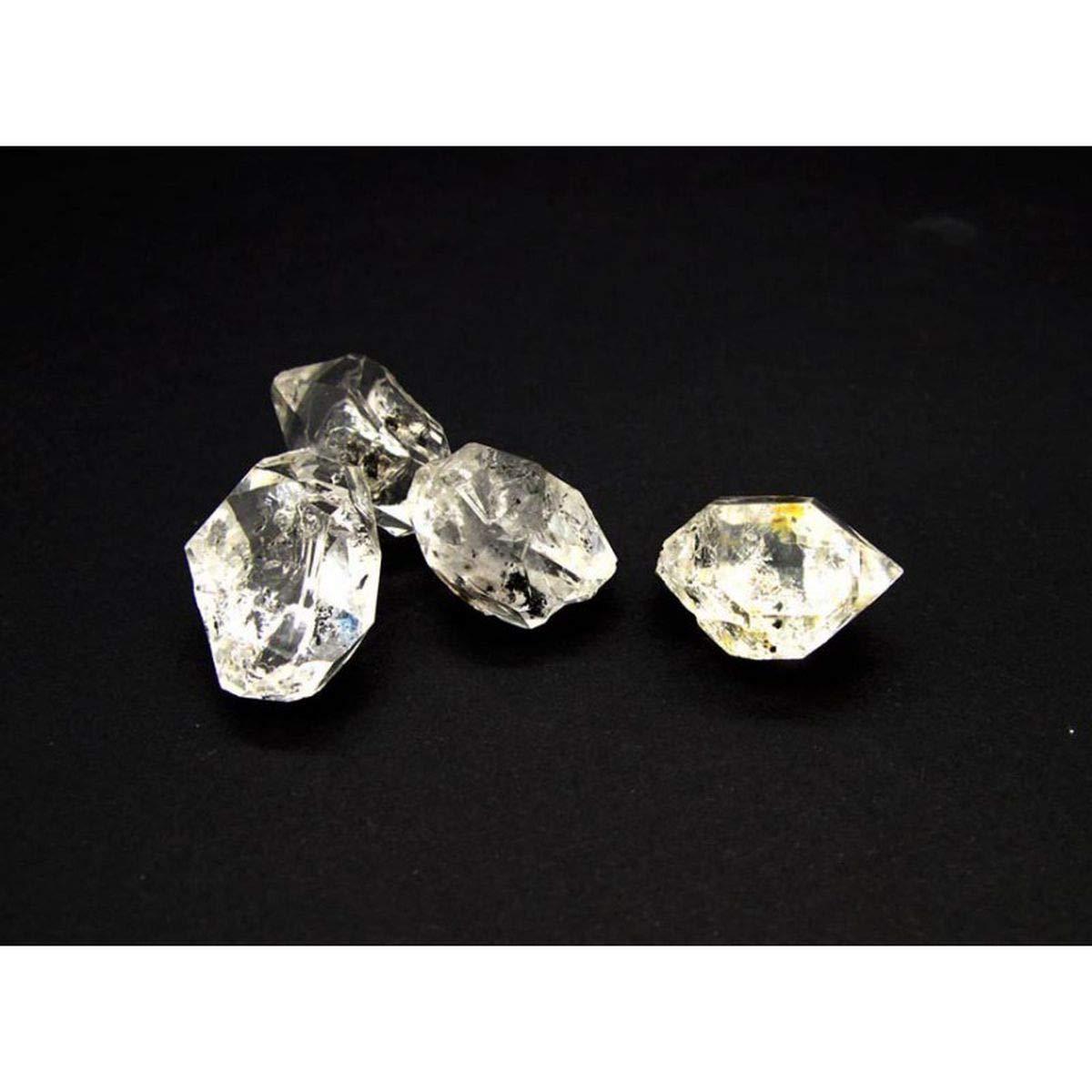 Cuarzo Diamante Herkimer Mediano Minerales y Cristales, Belleza energética, Meditacion, Amuletos Espirituales: Amazon.es: Hogar