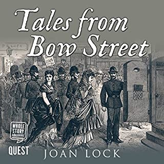 Tales from Bow Street cover art