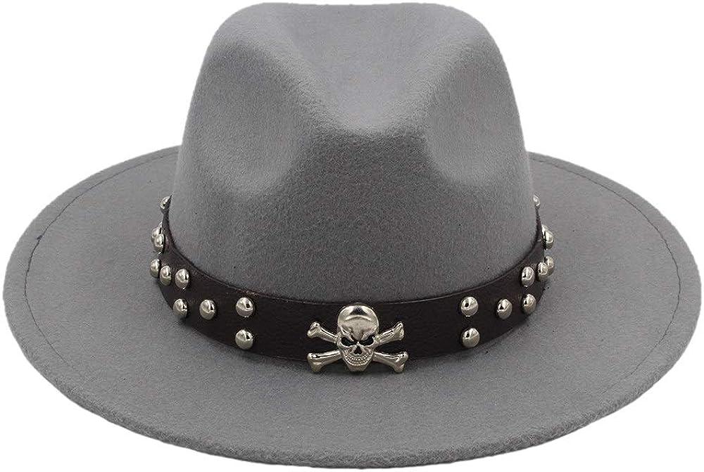 Jdon-hats, Wool Jazz Cap Hat for Women Trend Ladies Flat Brim Fedora Hats Felt Trilby with Belt Female Sun Top Hat